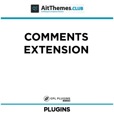 Comments Extension - by AitThemes