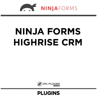 Ninja Forms Highrise CRM