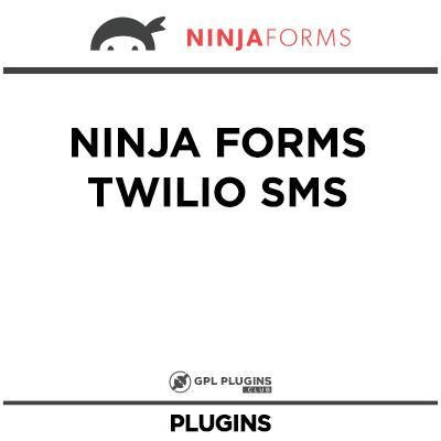 Ninja Forms Twilio SMS