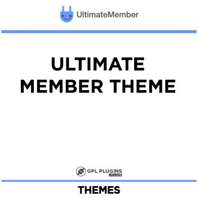 Ultimate Member Theme