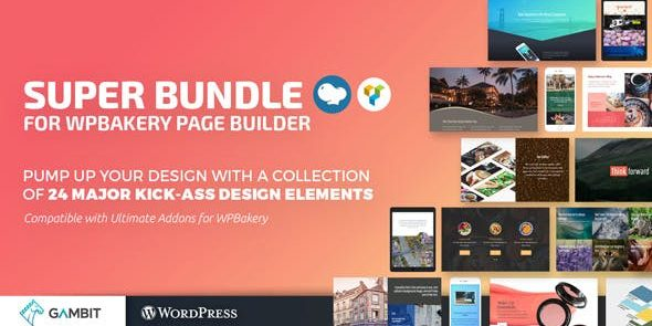 Super Bundle for WPBakery Page Builder formerly Visual Composer