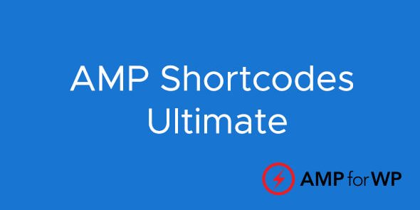 AMP Shortcodes Ultimate