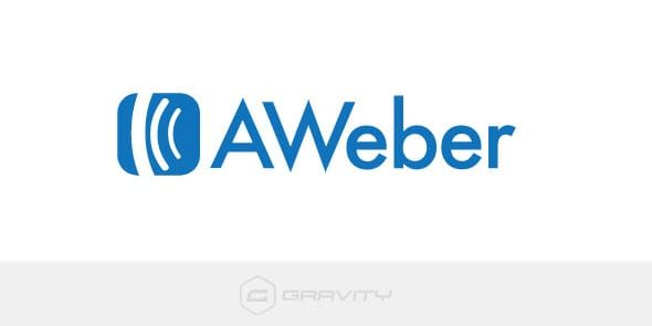 Gravity Forms: AWeber