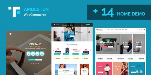 Ambesten - Themefusion Multipurpose MarketPlace RTL WooCommerce WordPress Theme