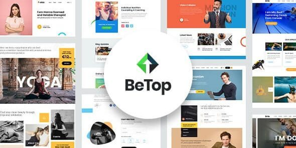 BeTop - Coaching & Speaker WordPress Theme