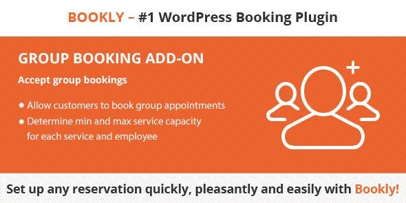 Bookly Group Booking Addon