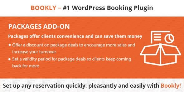 Bookly Packages Addon