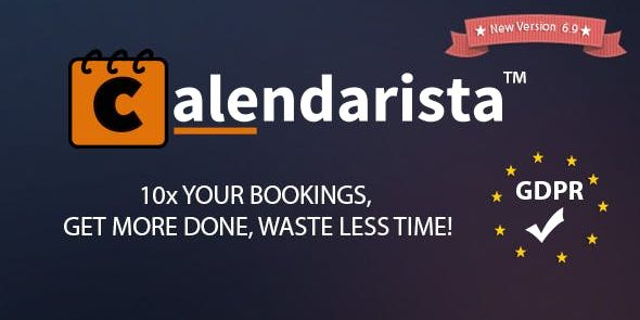Calendarista Premium Edition - WordPress appointment booking System