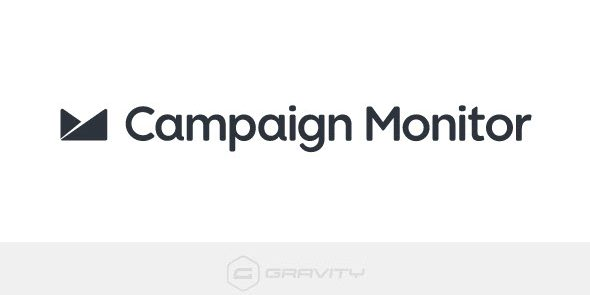 Gravity Forms: Campaign Monitor