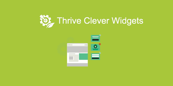Thrive: Clever Widgets - ThriveThemes Plugin