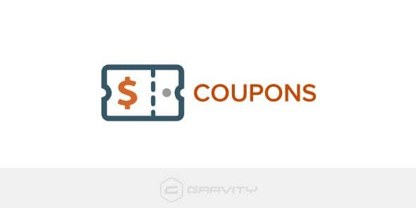Gravity Forms: Coupons