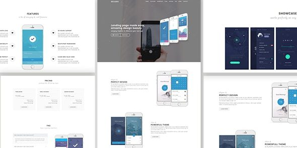 Decades - App Showcase & App Store WordPress Theme