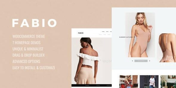Fabio - WooCommerce Shopping Theme