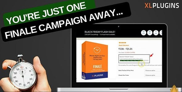 Finale - Sales Countdown Timer & Discount Plugin Basic