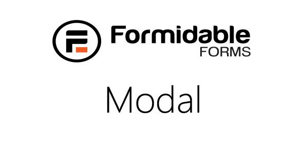 Formidable Bootstrap Modal