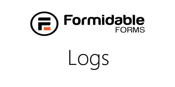 Formidable Logs