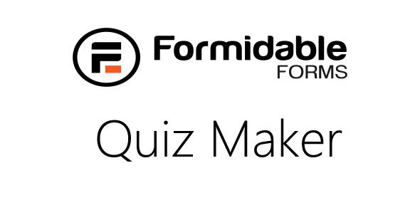 Formidable Quiz Maker