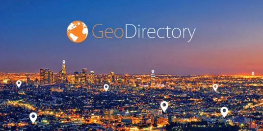 GeoDirectory: Location Manager