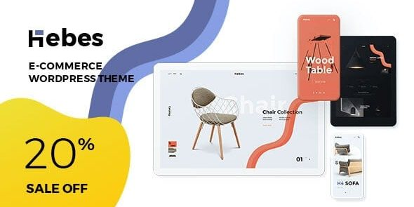 Hebes - MultiPurpose WooCommerce WordPress Theme