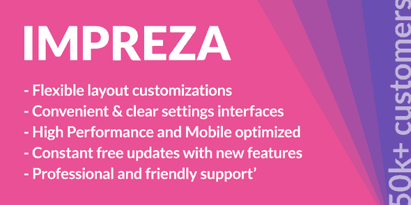 Impreza - Multi-Purpose WordPress Theme