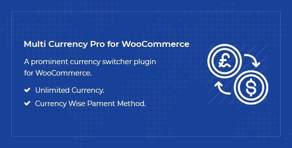 Multi Currency Pro for WooCommerce