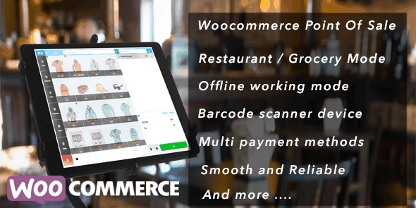 Openpos - WooCommerce Point Of Sale POS