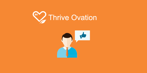 Thrive: Ovation - ThriveThemes Plugin