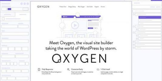 Oxygen - The Visual Website Builder