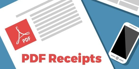 Give: PDF Receipts
