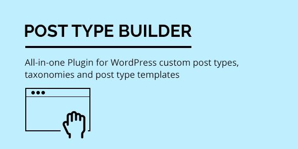Themify: Post Type Builder
