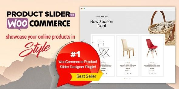 Product Slider For WooCommerce - Woo Extension to Showcase Products