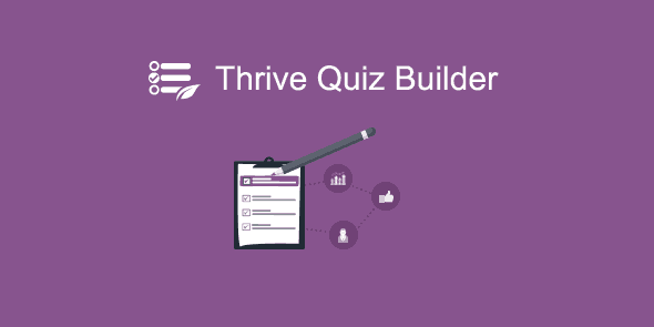 Thrive Quiz Builder - ThriveThemes Plugin