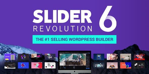 Slider Revolution Responsive - Wordpress Plugin