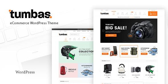 Tumbas - Responsive Woocommerce WordPress Theme