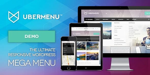 UberMenu - WordPress Mega Menu Plugin