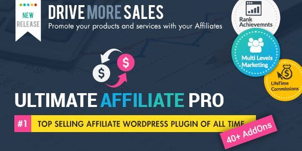 Ultimate Affiliate Pro - Wordpress Plugin