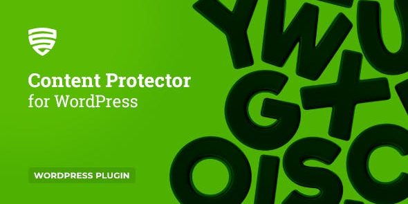 UnGrabber - Content Protection for WordPress