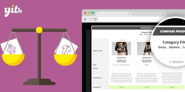 YITH WooCommerce Compare Premium