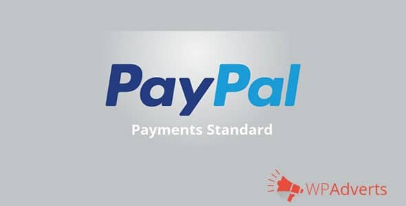 WP Adverts PayPal Payments Standard Addon