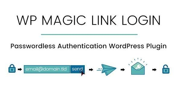 WP Magic Link Login - Passwordless Authentication WordPress Plugin