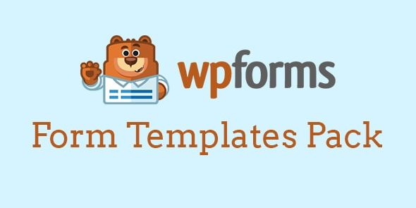 WPForms Form Templates Pack