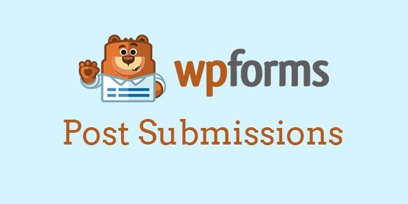 WPForms Post Submissions