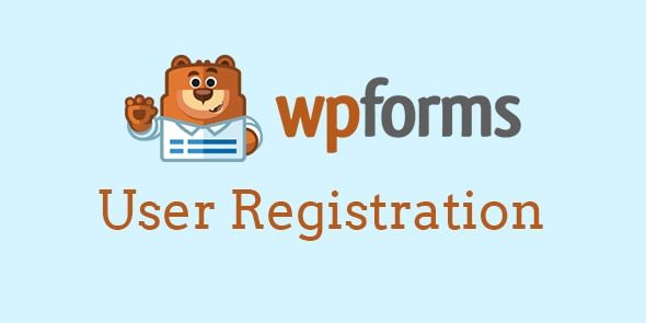 WPForms: User Registration