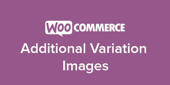 WooCommerce Additional Variation Images WooCommerce Extension