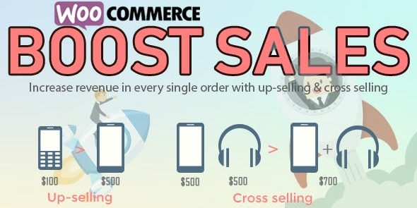 WooCommerce Boost Sales - Upsells & Cross Sells Popups & Discount