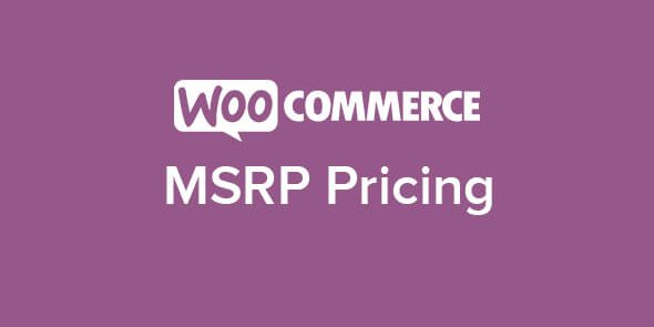WooCommerce MSRP Pricing