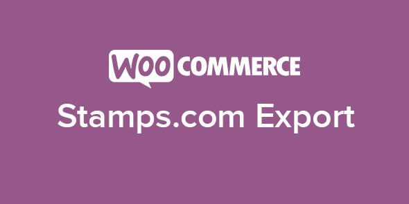 WooCommerce Stamps Export XLM