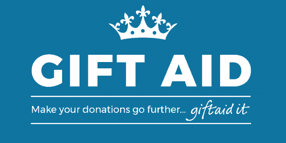 Give: Gift Aid