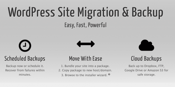Duplicator Pro - WordPress Site Migration & Backup