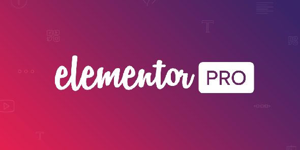 Elementor Pro - Page Builder